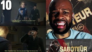 The Saboteur Gameplay Walkthrough Part 10 - Special Delivery