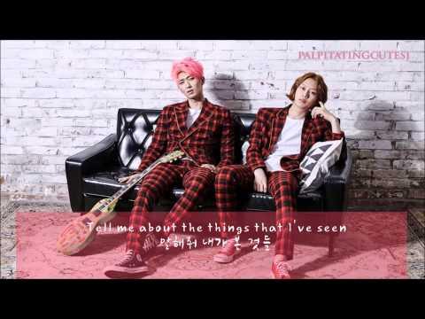 [ENG/HAN] M&D(Heechul & Jungmo) - Silhouette (실루엣)