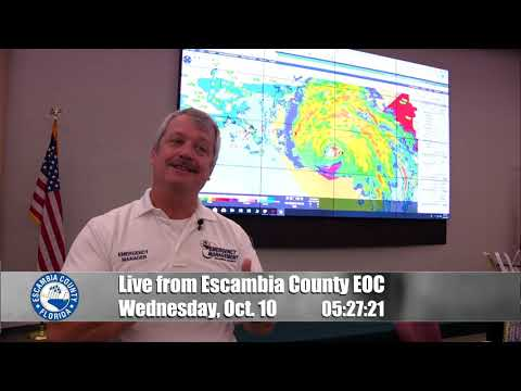 Operation: Stormwatch - What We Can Expect From Hurricane Michael