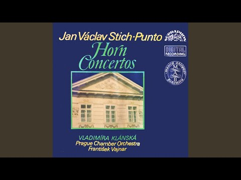 Concerto for French horn and Orchestra No. 5 in F major, Op. 52 - Allegro moderato