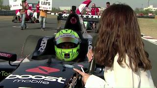 Dylan Young 2017/2018 MRF Challenge Highlights: Chennai Races 13-16