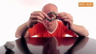 Фигуры из нескольких неокубов(Что такое неокуб? Что можно делать с магнитными шариками? Какие фигуры можно собрать из неокуба? Фигуры..., 2010-12-16T15:13:15.000Z)