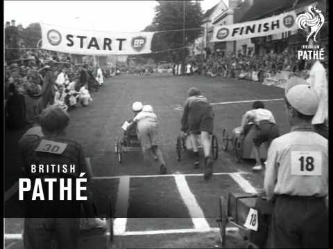 Baldock - Soap Box Derby (1954)
