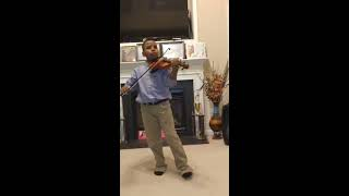 Ave Maria (violin solo) Tyler Butler-Figueroa, Violinist, 11 years old