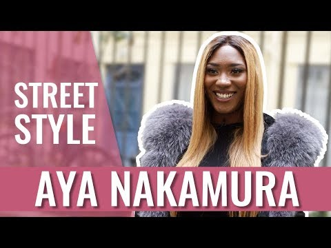 STREET STYLE — AYA NAKAMURA