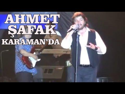 Uluslararası Karaman Türk Dünyası Şöleni / AHMET ŞAFAK - Konseri