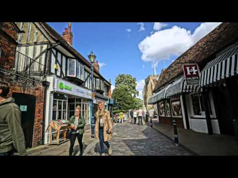Sunny Day in Hitchin