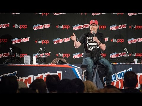Adam Savages New York Comic Con Panel