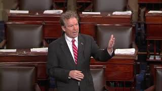 Rand Paul's BEAUTIFUL Speech on Illegal Spying
