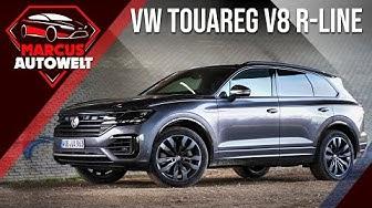 VW Touareg V8 R-Line 2019 - Hightech SUV für jede Gelegenheit, perfekt für dich? REVIEW FAHRBERICHT