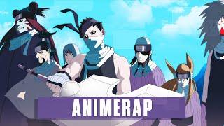 AnimeRap - Рэп про 7 Мечников Тумана | НАРУТО | 7 Swordsmen of the Mist Rap 2020