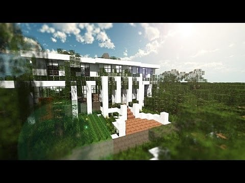 Minecraft top 5 des plus belles villas youtube for Des belles villas