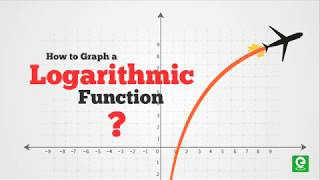 How to Graph a Logarithmic Function with 4 types of Transformations | Extraclass