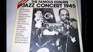Esquire Bounce - The famous esquire jazz concert (1945)
