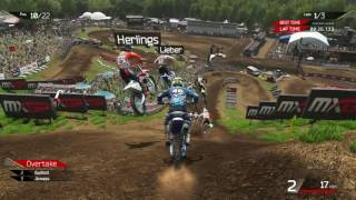 MXGP 2 Valentino Rossi Career Mode Part 10 - Round 9 Back Home
