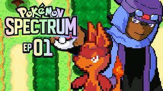 Download lagu 100 NEW POKEMON Pokemon Spectrum w Sacred Part 1 Fan Game Gameplay Walkthrough MP3