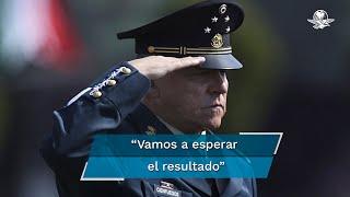 El Ejecutivo pidió no desacreditar al Ejército mexicano por la detención del ex titular de la Defensa del ex presidente Enrique Peña Nieto