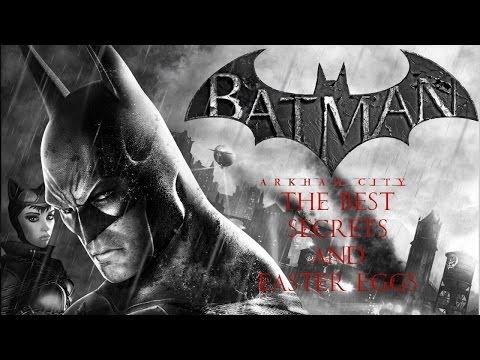 The Best Secrets and Easter Eggs in Batman: Arkham City