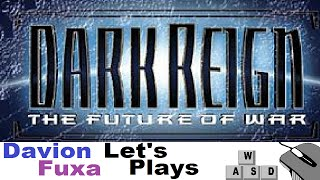 DFuxa Plays Dark Reign - Mission 1 & 2 Both Factions