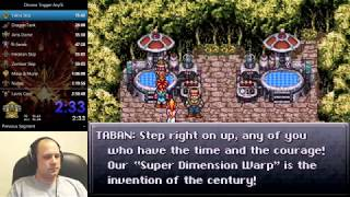 Chrono Trigger Speedrun (Any%) - 2:57:45