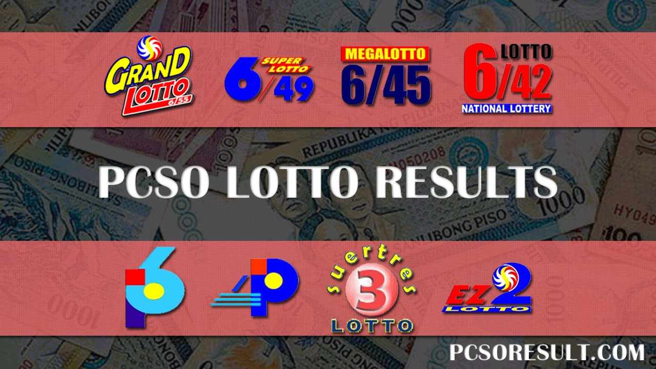 todays lotto result