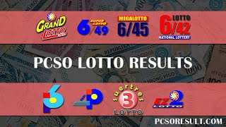 PCSO Lotto Results Philippines July 2, 2015