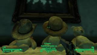 Fallout New Vegas   Прохождение #239 Honest Hearts #4 Лантчбоксы Юный скаут