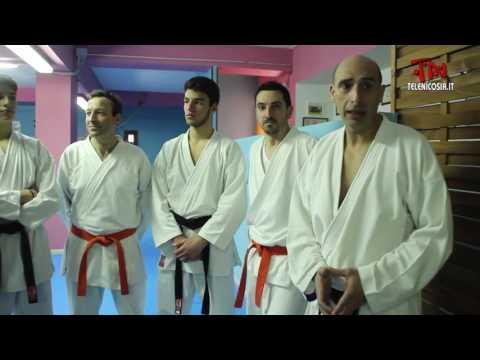 """Nicosia, grande partecipazione per il """"I stage di kumite"""" presso il Karate Club"""