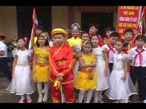 Hoi thi Thieu Nhi ke chuyen sach 2014 1
