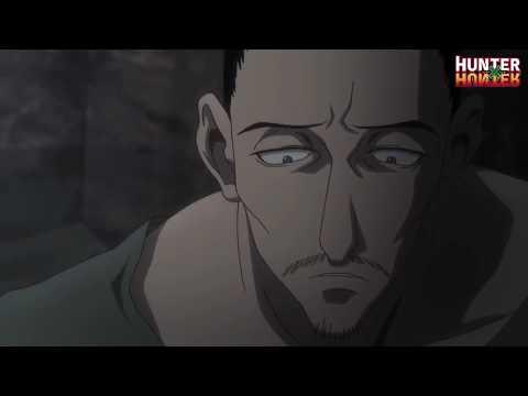 Gon & Killua Escape from Nobunaga Eng Dub- HUNTER X HUNTER 2011 HD