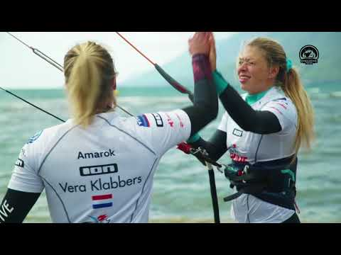 Amarok Kiteboarding World Cup, Akyaka 2017 - Event Clip