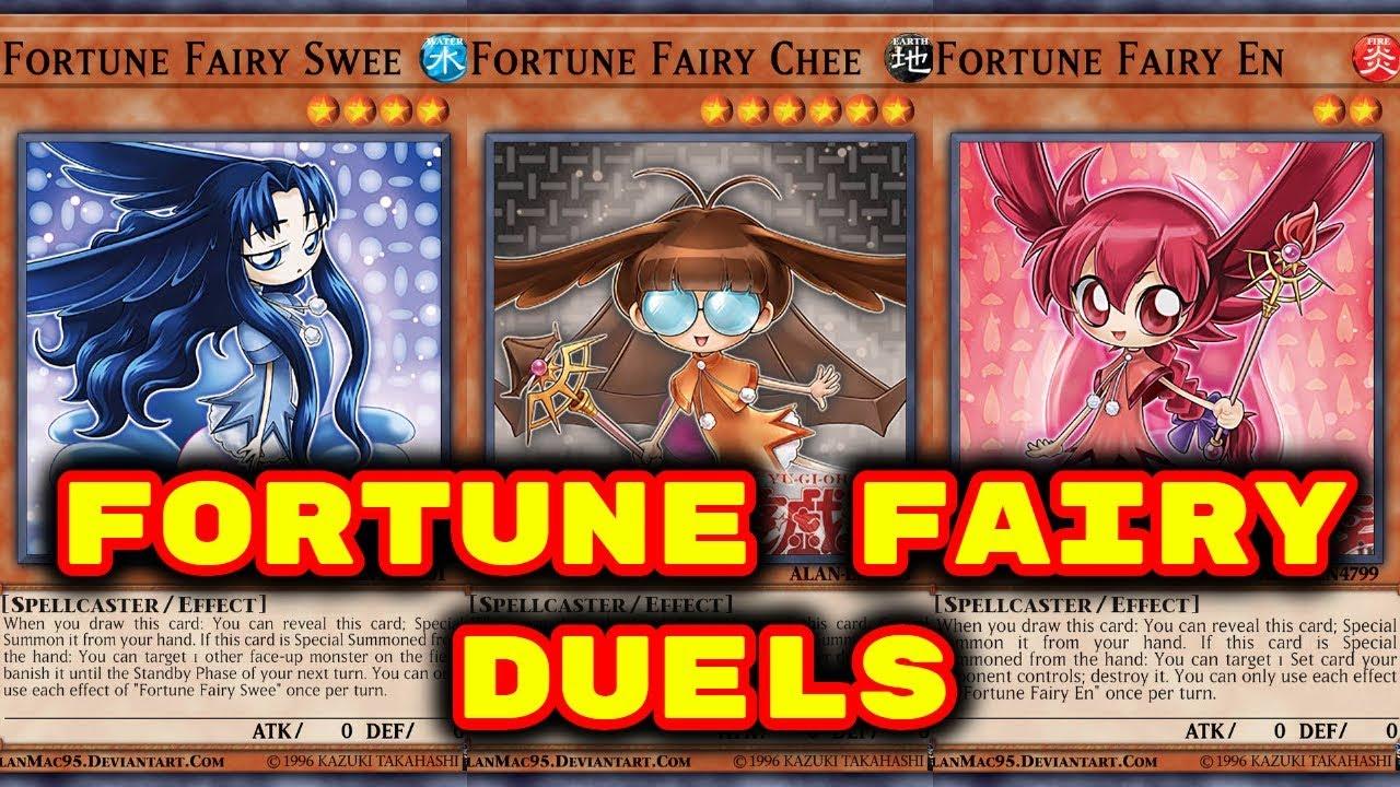 Yugioh - Fortune Fairy Duels (Deck Download in Description)