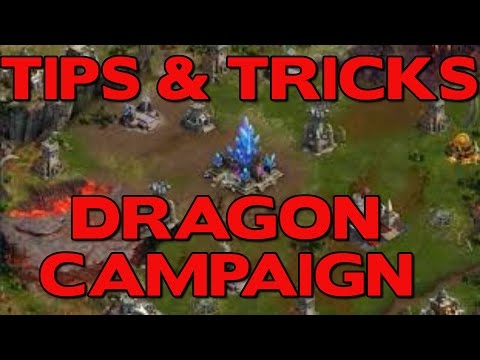 DRAGON CAMPAIGN (CLASH OF KINGS TIPS AND TRICKS)