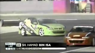Chevrolet Lumina V8 Middle-East Championship - 2007/08 - Rnd 1 Bahrain - TV Race Coverage