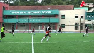 Community Games Football 2012 - Bukit Batok CSC vs Taman Jurong CSC 2