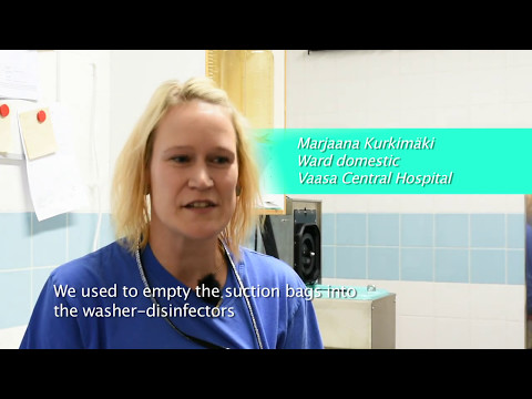 SERRES NEMO Customer Story: Vaasa Central Hospital, Finland