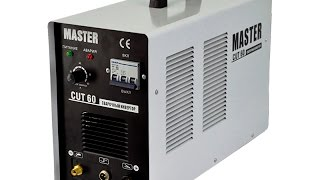 Аппарат воздушно плазменной резки  CUT 60 (O). Обзор, характеристики, тесты.