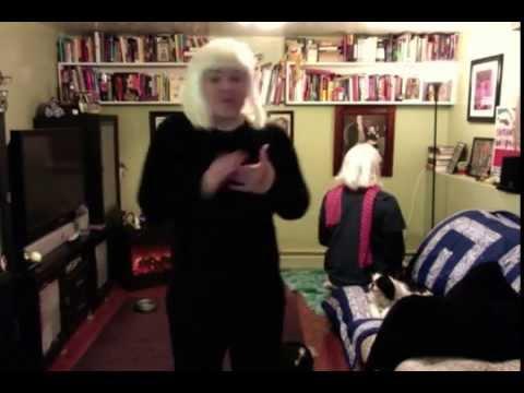 SIA Chandelier ASL - YouTube