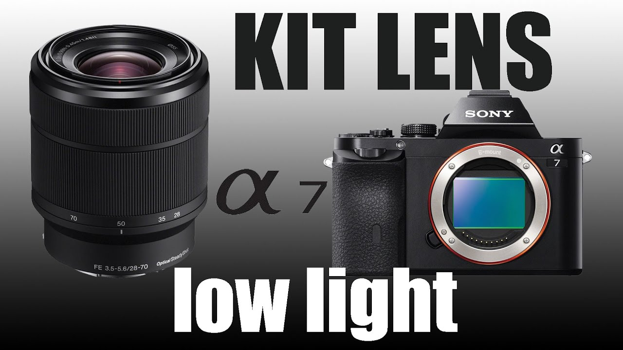 SEL2870 Low Light Video Test pt.1 | Sony A7 Kit Lens & SEL2870 Low Light Video Test pt.1 | Sony A7 Kit Lens - YouTube azcodes.com