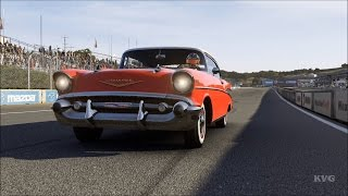 Forza Motorsport 6 - Chevrolet Bel Air 1957 - Test Drive Gameplay (XboxONE HD) [1080p60FPS]