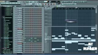 Lil Wayne - Nina (Instrumental) (Remake) (Prod. by @_JetRunner) FL Studio
