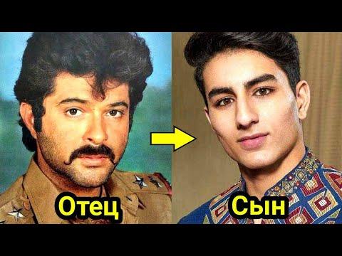 Красивые Сыновья Индийских актёров и актрис.