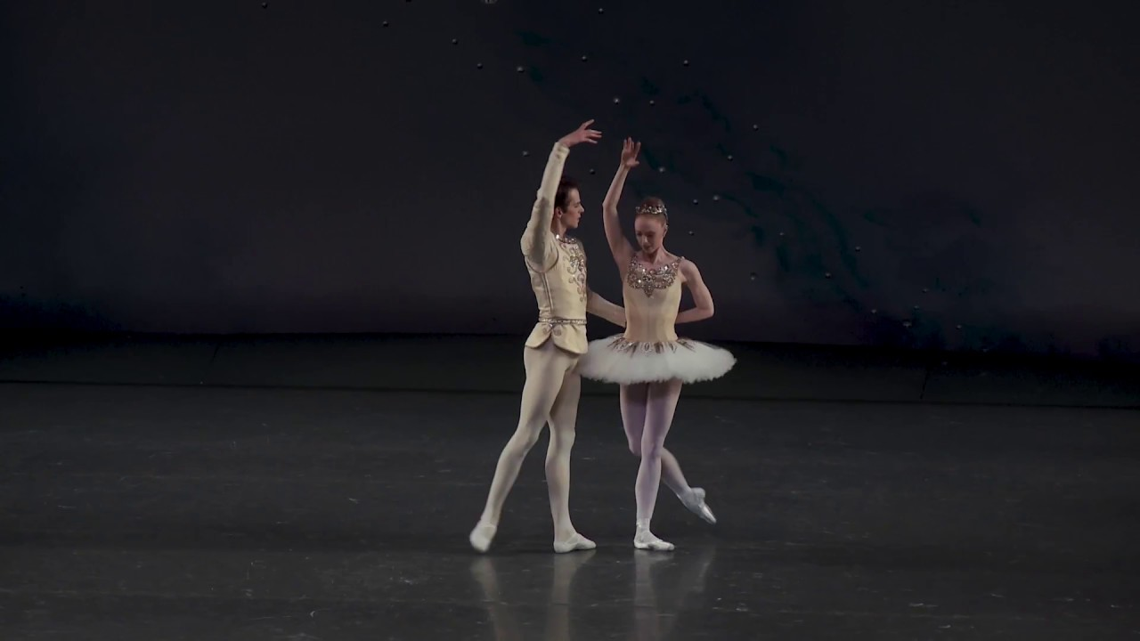 Teresa Reichlen on George Balanchine's DIAMONDS: Anatomy of a Dance