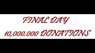 LAST DAY OF THE 10,000,000 DONATING TROOPS QUEST IN CLASH OF CLANS