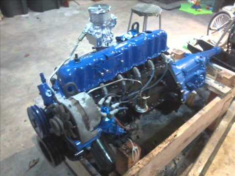 Watchon Ford 170 6 Cylinder Engine