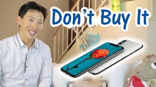Don t Buy It iPhone X Edition