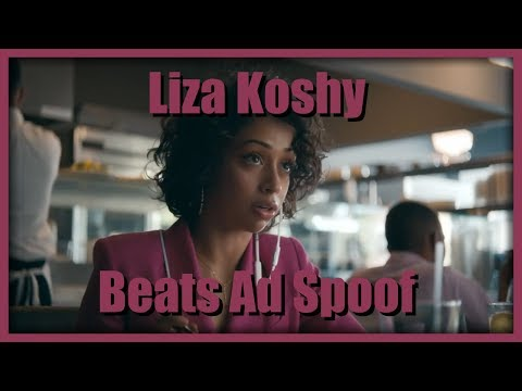 Liza Koshy Beats Ad Spoof