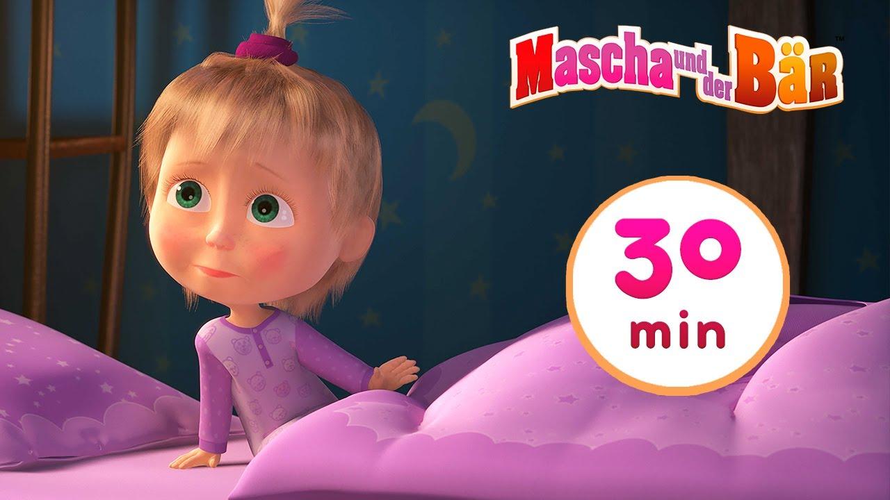 Mascha und der Bär 😴💤 Winterschlaf Für Alle 😴💤 Sammlung 29🎬 30 min 🐻 Masha and the Bear