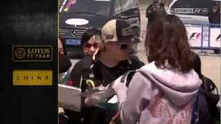 Lotus F1 Team 2012 Season Review  - Part 1