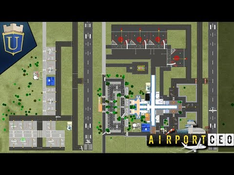 AIRPORT CEO GAMEPLAY | MEDIUM PADS/BAGGAGE | Part 7